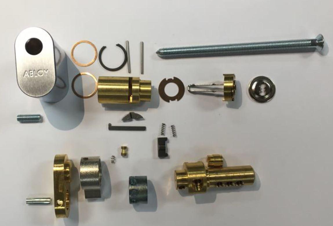 Cylinder - Single - UK Oval